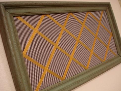 old frame I